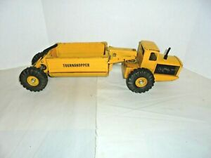 NYLINT PRESS STEEL TOURNAHOPPER TRUCK WITH RUBBER TIRES FIFTYS
