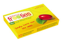 Miracle Frooties Miracle Fruit tablets 600mg Double Size Tabs Unisex 10 tabs