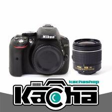 SALE Nikon D5300 Digital SLR Camera + AF-P DX 18-55mm f/3.5-5.6G VR Lens Kit