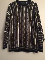 Vintage Protege Collection Size L Pullover Sweater Coogi Style