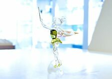 Swarovski Crystal Disney Tinker Bell Green Fairy Wings 1073747 Brand New in Box