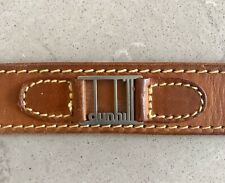 Dunhill London Bridal Leather Belt