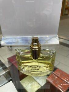 Bvlgari Pour Femme 1.7 oz  Eau De Parfum Spray DISCONNECTED No Box As Pictured