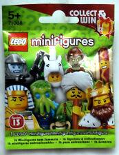 lego CHOOSE your  MINIFIGURES série n° 13 réf. 71008 NEUF et FERMÉ