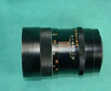 Montgomery Ward 135mm f/2.8   Screw Mount Manual Focus Prime Lens Parts / repair