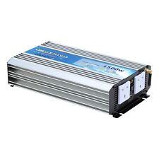1500W pure sine wave inverter 12V to 230V / 240V with On/Off remote control