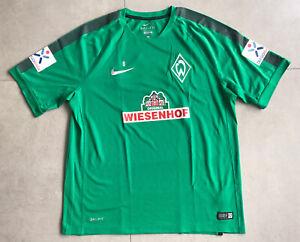 SV Werder Bremen Trainingshirt Kurzarm Gr. L