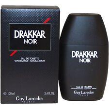 Drakkar Noir by Guy Laroche 3.4 oz EDT Cologne for Men New In Box