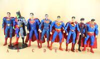 "DC Collectibles SUPERGIRL superman superboy  Big Barda ACTION Figures 6"""