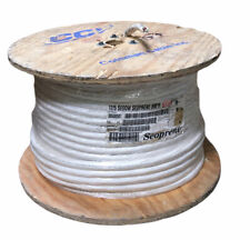 CCI Coleman Cable | 12/5 Seoow Seoprene 600V | White | 10 ft | Never Been Used