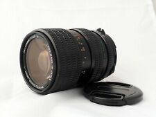 Mamiya Sekor 55 - 110 mm f/4.5 N C zoom lens for 645, with Mamiya hood
