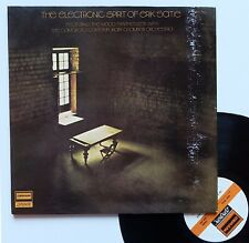 "LP Camarata Contemporary Chamber Orchestra ""The electronic spirit of Erik Satie"""