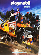 NEW Playmobil 2000 German TOYS USA FULL Color CATALOG Includes ADD ONS Catalog