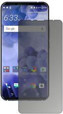 Schutzfolie für HTC U11 Plus mit Sichtschutz Blickschutz Folie