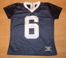PENN STATE NITTANY LIONS #6 HOME FOOTBALL JERSEY WOMEN'S SIZE XL