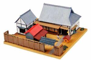 Tomytec (Building 002-3) Japanese Farm House B3 (N scale)