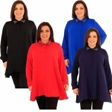 Collar Dresses for Women with Smocked