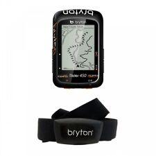 Ciclocomputer GPS Bryton Rider 450H