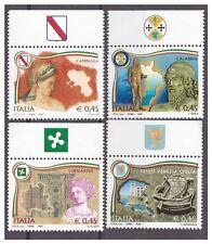 2005 - REGIONI D'ITALIA SERIE CON BANDELLE  NUOVI