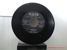 GENE & EUNICE -(45)- POCO-LOCO / GO-ON KOKOMO - CASE RECORDS - 1001  - 1959