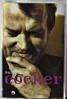 Cassette Best of Joe Cocker TESTED Unchain My Heart - Up Where We Belong - Hits