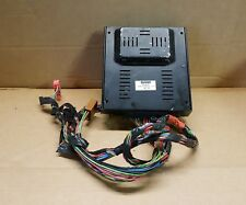 SAAB 9000 1995-1998 RADIO AMPLIFIER  PN 4518916 RHD
