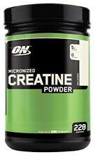 Optimum Nutrition Micronized Creatine Monohydrate Powder, Unflavored, 1200g