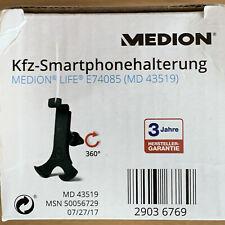 Universal Handy- Smartphonehalterung Car Holder 360 Grad MEDION 43519