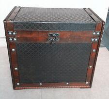Elegant Unique Design Leather Storage Box ( HF 039 )