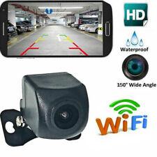Digital WiFi Funk Farb Auto Rückfahrkamera LKW KFZ Für Android & IPhone Kabellos