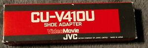 NEW JVC CU-V41OU Video Movie Shoe Adapter For Microphone - For GR-A1U