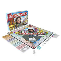 Ms. Monopoly Board Game for Ages 8 and Up; Features Inventions by Women