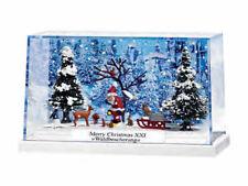 Busch 7651 Kleindiorama Merry Christmas XXI Waldbescherung Fertigmodell H0 Neu