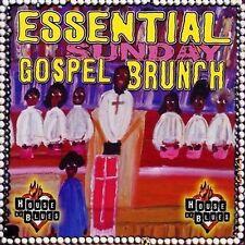 VARIOUS ARTISTS - Essential Sunday Gospel Brunch - CD