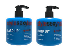 Style Sexy Hair Hard Up Holding Gel 16.9 oz (Pack of 2)