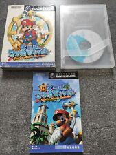⭐ SUPER MARIO SUNSHINE NINTENDO GAMECUBE GC JAPAN JAP NTSC-J 🎌⭐