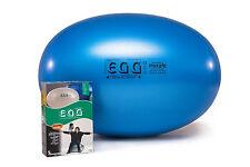 PEZZI EGGBALL MAXAFE Sitzball Gymnastik Therapie Sport Fitness Aerobic 85x125cm