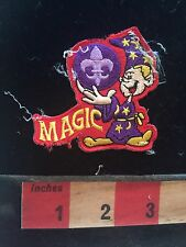 Fun MAGIC Magician Patch (used/recovered from scout vest) C748