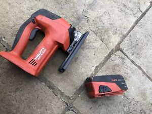 Hilti SJD 6-A22 Cordless Jigsaw