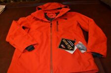 NWT MSRP $380 THE NORTH FACE MEN'S JACKET GORE TEX ACTION SPORTS RED Large