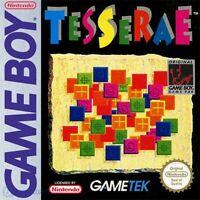 Nintendo GameBoy Spiel - Tesserae Modul