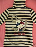 KiLaRa Hello Kitty Hoodie Jacket T shirt Top Cap Tee Coat Tank Blouse T-shirt  S