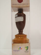 THE ASHES CRICKET URN, EXACT REPLICA AND OFFICIAL MERCHANDISE OF CRICKET AUS