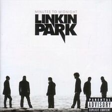 Minutes to Midnight [PA] by Linkin Park (CD, May-2007, Warner Bros.)