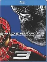 Spider-Man 3 (Blu-ray Disc, 2012) BRAND NEW SEALED