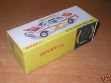Dinky #205  Lotus Cortina Rally Car      BOX ONLY