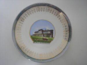 Antique Kennebunk Maine The Atlantis Hotel Resort Souvenir Plate George Bonser