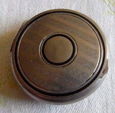 collection poudrier de sac metal pilullier☺box of pocket