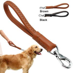 24cm Dog Leash Short Traffic Control Walking Training Lead for Medium Large Dogs