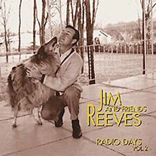 Radio Days, Vol. 2 [Box] by Jim Reeves (CD, Jun-2001, 4 Discs, Bear Family Records (Germany))